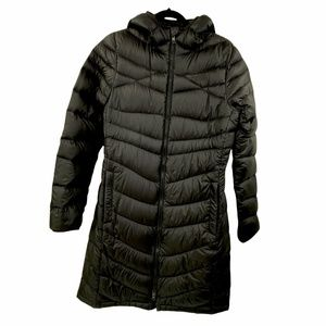 The North Face Upper West Side Jacket 700 Fill Down Long Puffer Coat